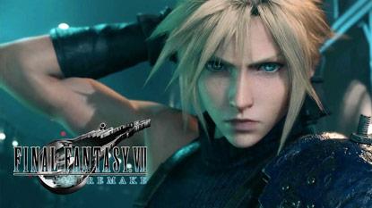 PC-s kódot találtak a Final Fantasy 7 Remake PS4-es demójában