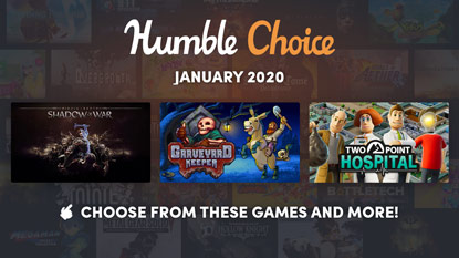 Middle-earth: Shadow of War a januári Humble Choice-ban