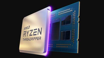CES 2020: bemutatkozott az AMD Ryzen Threadripper 3990X