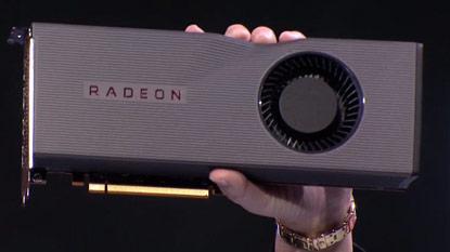 Ismeretlen AMD Radeon RX 5900-as és 5800-as GPU-k bukkantak fel