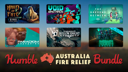 Itt a Humble Australia Fire Relief Bundle