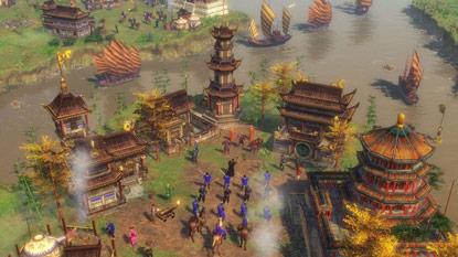 Jövő hónapban indul az Age of Empires 3: Definitive Edition bétatesztje