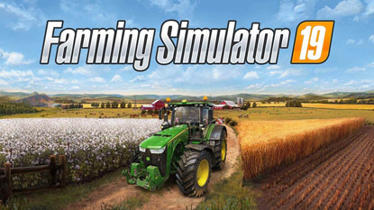 Farming Simulator 19 is free for a limited time
