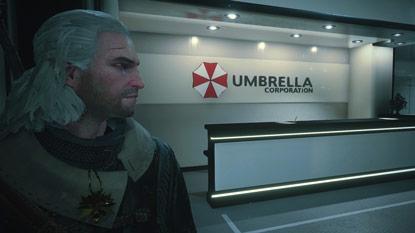 Ezekkel a modokkal Geralt és Ciri is játszható a Resident Evil 2-ben