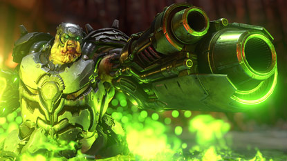 Íme a Doom Eternal első 10 perce