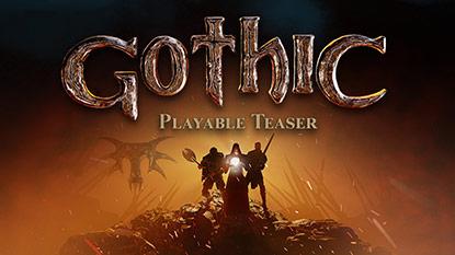 Hivatalos: készül a Gothic Remake