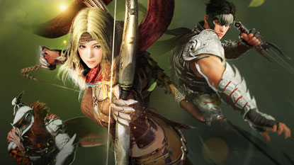 Black Desert Online is free on PC right now