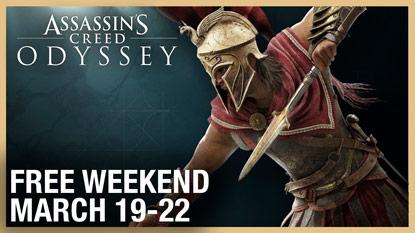 A hétvégén ingyenesen kipróbálható az Assassin's Creed Odyssey