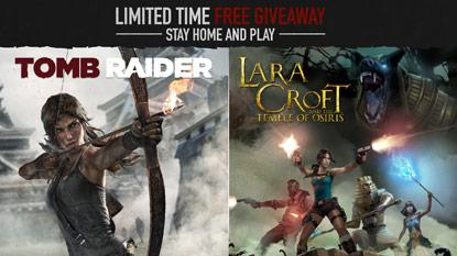 Ingyenesen beszerezhető a Tomb Raider és a Lara Croft and the Temple of Osiris
