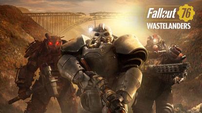 Fallout 76: egy hetet késik a Wastelanders frissítés