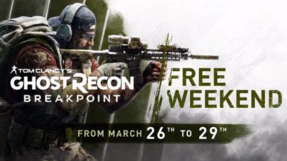 A hétvégén ingyenesen kipróbálható a Ghost Recon Breakpoint