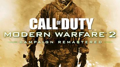 A Call of Duty: Modern Warfare 2 remasterére utaló képet fedeztek fel