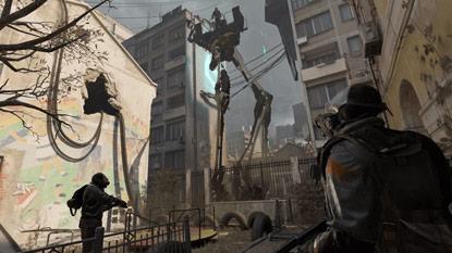 Már VR nélkül is játszható a Half-Life: Alyx