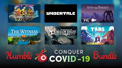 Itt a Humble Conquer COVID-19 Bundle