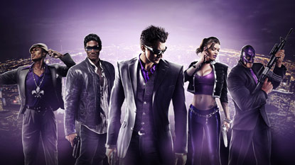 Hamarosan befuthat a Saints Row: The Third remaster verziója