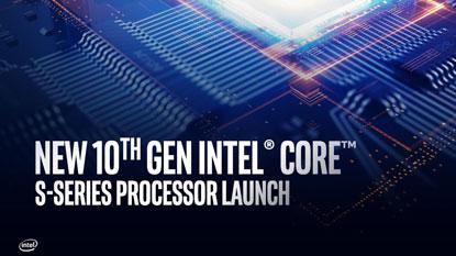 Kiszivárogtak az Intel Core i9-10900K, i7-10700K és az i5-10600K prezentációs képei