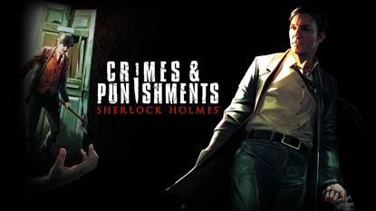 Ingyenesen beszerezhető a Sherlock Holmes: Crimes and Punishments cover