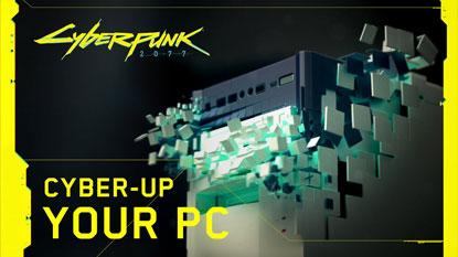 Tervezz egy Cyberpunk 2077 PC-t és nyerj!