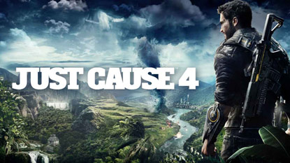 Just Cause 4 is currently free on PC cover
