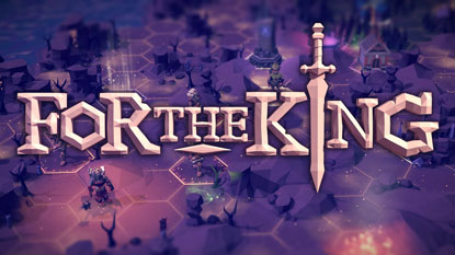 For The King is free on PC right now cover