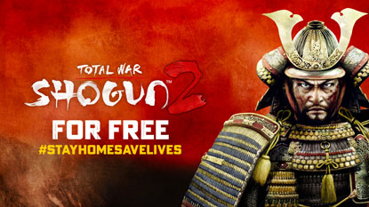 Grab Total War: SHOGUN 2 for free right now