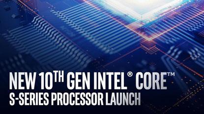 Az Intel bejelentette a 10. generációs asztali CPU-kat
