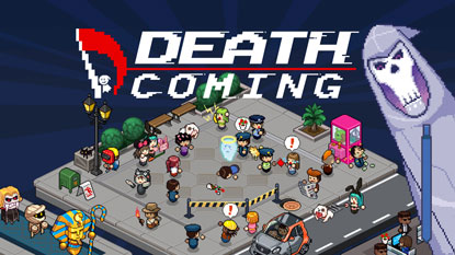 Death Coming is currently available for free on PC