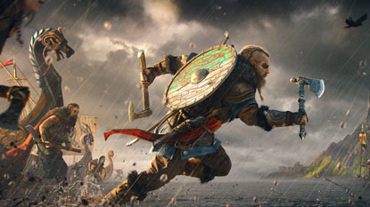 Az Assassin's Creed Valhalla nem lesz olyan hosszú, mint az elődei