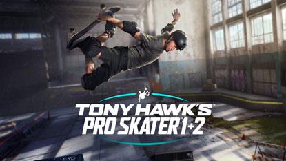 Remastert kap a Tony Hawk's Pro Skater 1 és 2