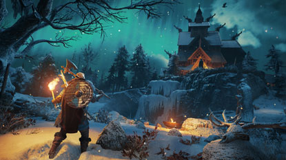 Mégiscsak az Assassin's Creed Valhalla lesz a széria legnagyobb része