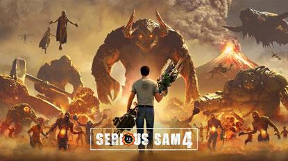 Kiderült, mikor jön a Serious Sam 4