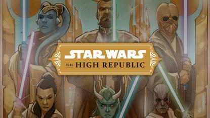 2021-re csúszott a Star Wars: The High Republic