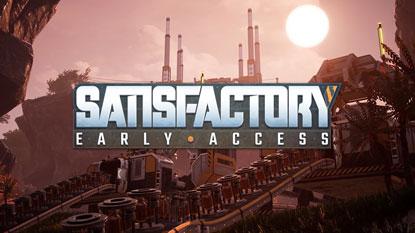 Steam korai hozzáférésben is elérhetővé válik a Satisfactory
