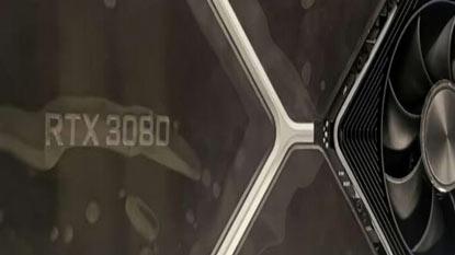 Képeken az Nvidia RTX 3080