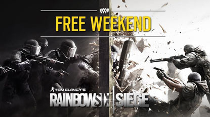 Újabb ingyenes Rainbow Six Siege hétvége indul