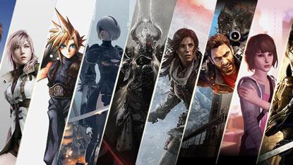 Több új játékbejelentéssel készül a nyárra a Square Enix