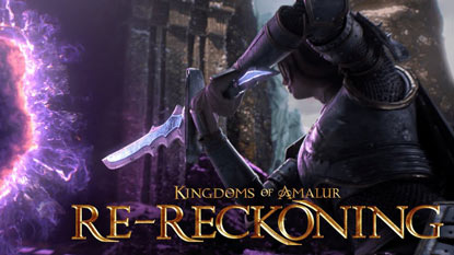 Ekkor jön a Kingdoms of Amalur: Re-Reckoning