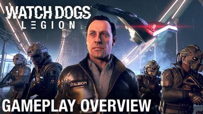Kiderült a Watch Dogs: Legion megjelenési dátuma