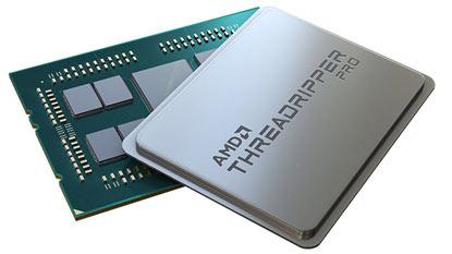 Az AMD leleplezte a 3. generációs Threadripper PRO CPU-kat