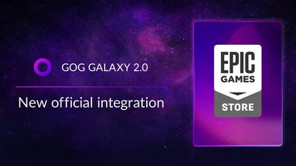 Hivatalos Epic Games Store integrációt kapott a GOG Galaxy 2.0
