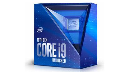 "Avengers Edition Comet Lake CPU-kat takar a ""KA"" megjelölés"