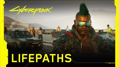 Cyberpunk 2077: az életutakat és a fegyvereket mutatják be a legújabb videók