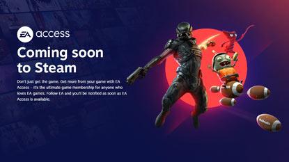 Hamarosan Steamen is elérhető lesz az EA Access