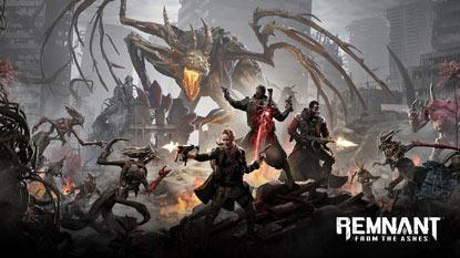 Ingyenesen beszerezhető a Remnant: From the Ashes és a Total War Saga: TROY