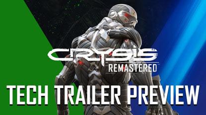 Kiderült a Crysis Remastered megjelenési dátuma