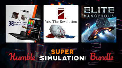 Itt a Humble Super Simulation Bundle