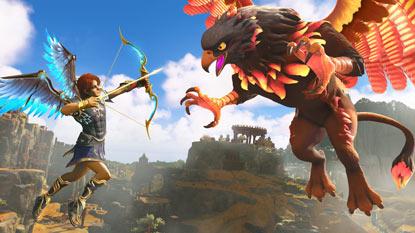 Immortals: Fenyx Rising - már az idén megjelenhet a Ubisoft új játéka