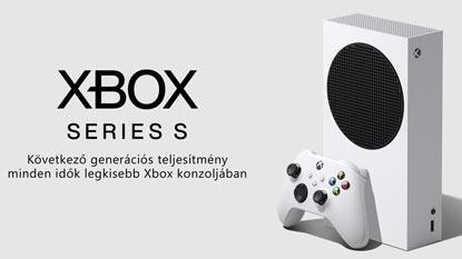 A Microsoft felfedte az Xbox Series S árát és megjelenési dátumát