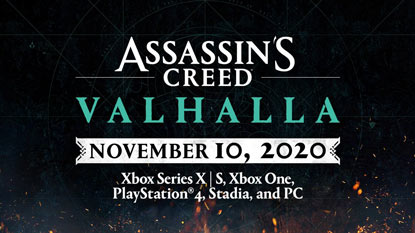 Kicsit korábban fog megjelenni az Assassin's Creed Valhalla