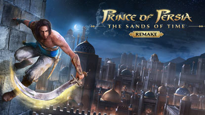Hivatalos: készül a Prince of Persia: The Sands of Time Remake